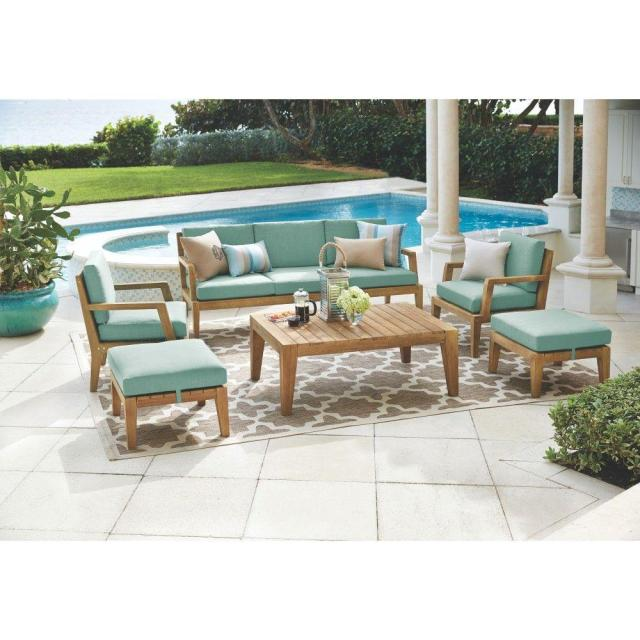 home decorators collection bermuda 6-piece all-weather eucalyptus