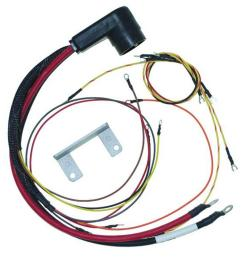 mercury mariner wiring harness 2 4 cyl 1976 1981  [ 1000 x 1000 Pixel ]