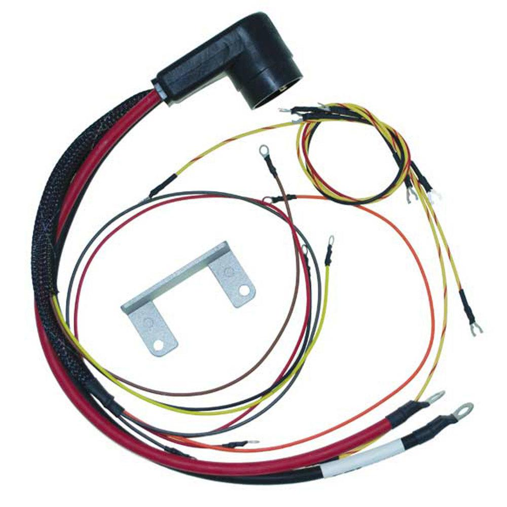 hight resolution of mercury mariner wiring harness 2 4 cyl 1976 1981