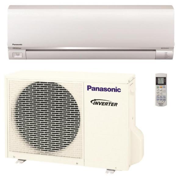 Panasonic 9 000 Btu 3 4 Ton Exterios Ductless Mini Split Air Conditioner With Heat Pump 230-208