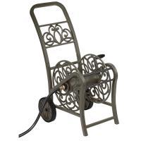 Hampton Bay 2-Wheel Hose Reel Cart-MDHC150HB - The Home Depot