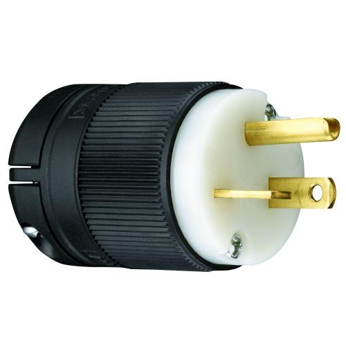 small resolution of legrand pass and seymour clamp lock 20 amp 125 volt straight blade plug