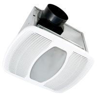 Air King LED Light Series 80 CFM Ceiling Bathroom Exhaust ...