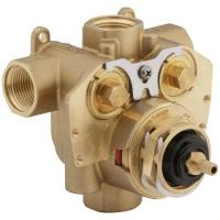 MasterShower 3/4 in. Thermostatic Valve