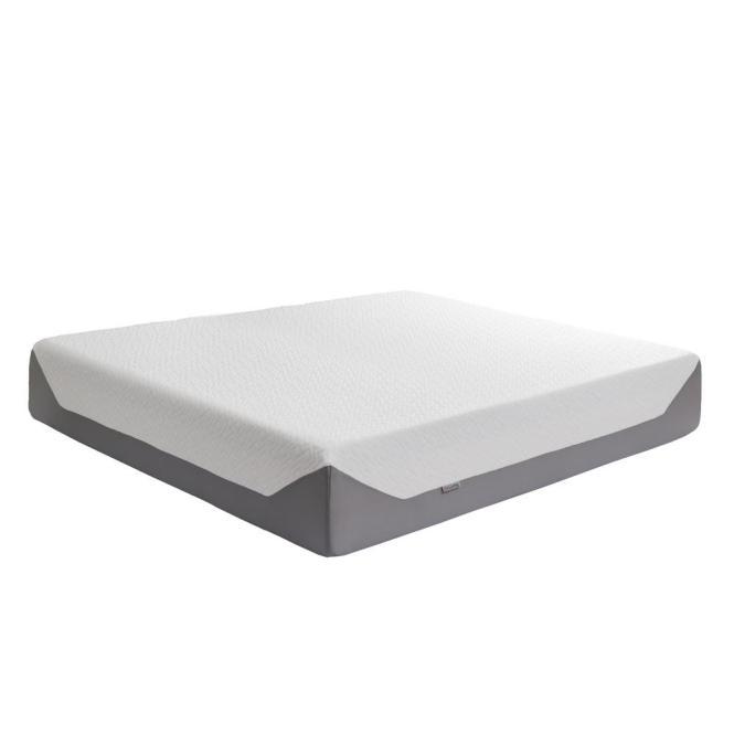 Corliving Sleep Collection 14 In King Medium Firm Memory Foam Mattress