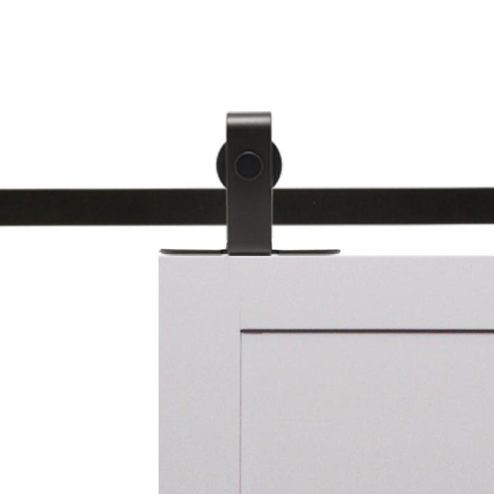 Mini Sliding Barn Wooden Door Hardware For Cabinet And Tv Stand Steel
