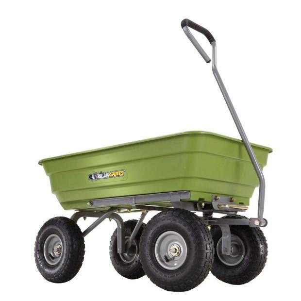 Poly Garden Cart - Home Design Ideas