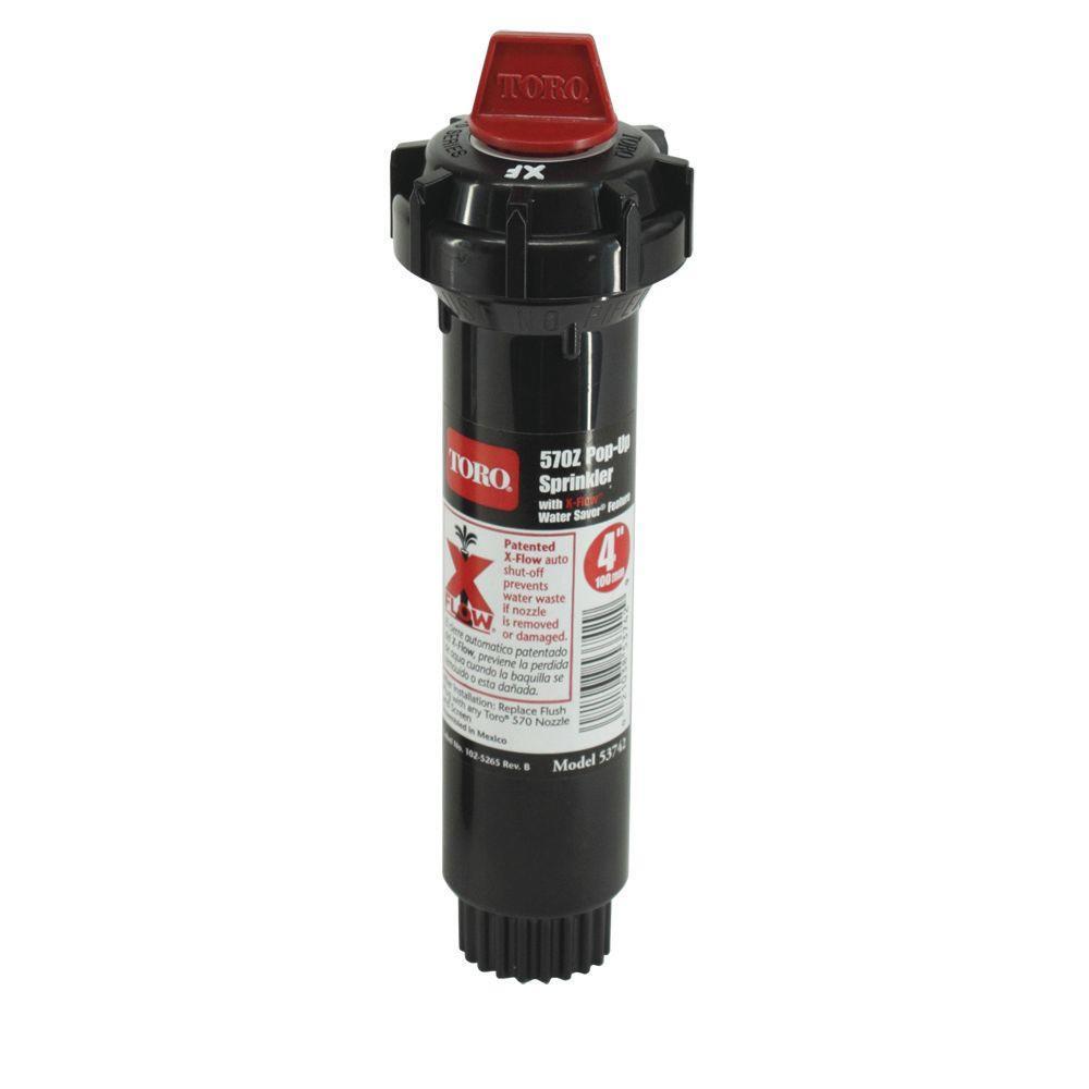 medium resolution of toro 570z pro series plastic 4 in pop up sprinkler head body