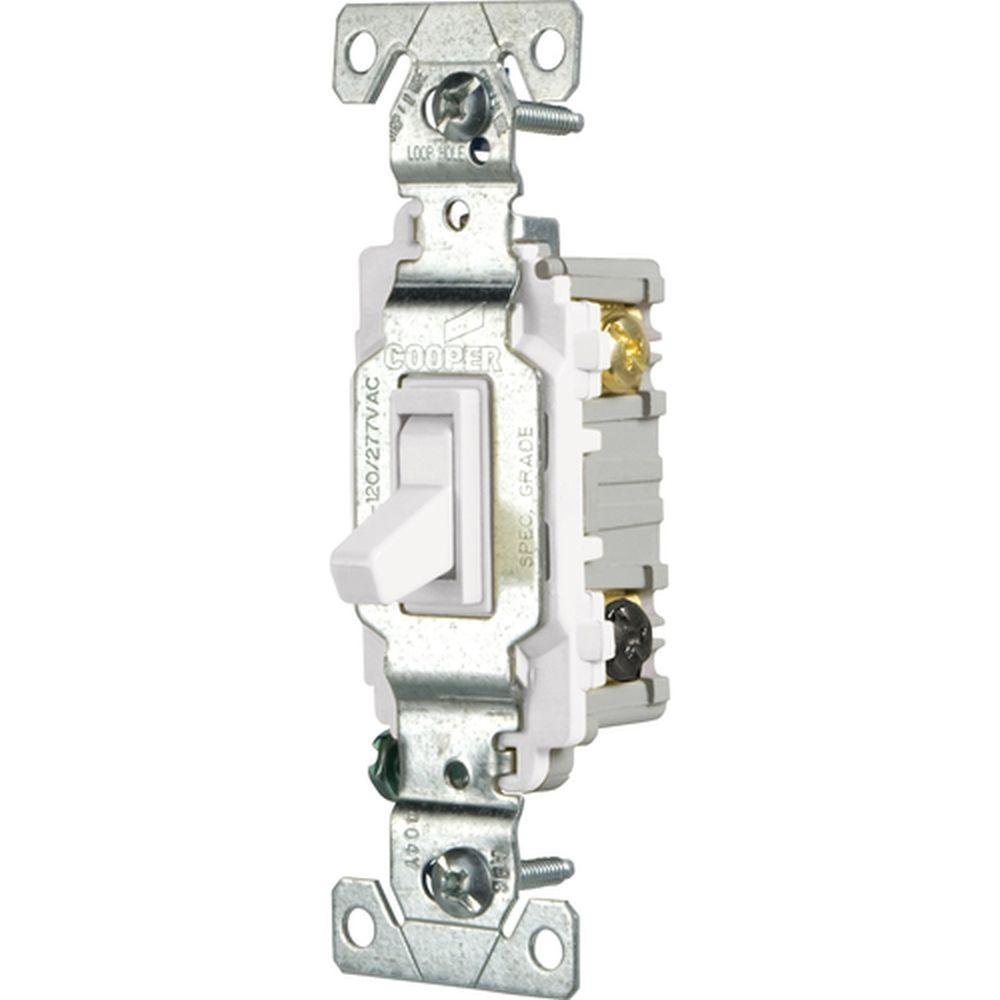 medium resolution of 15 amp 3 way light switch white