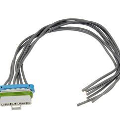 blower motor resistor pigtail [ 1000 x 1000 Pixel ]