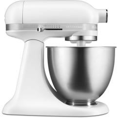 White Kitchen Aid Wall Fan Kitchenaid Artisan Mini 3 5 Qt Tilt Head Matte Stand Mixer
