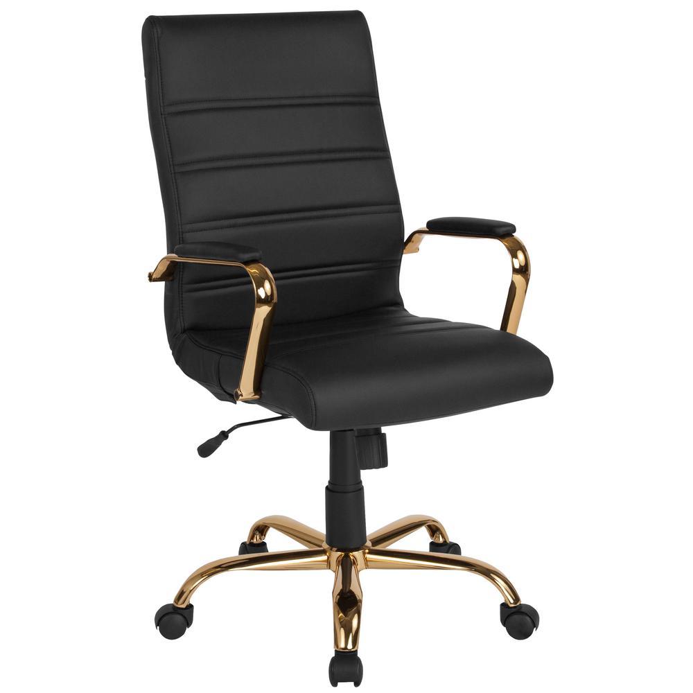 chair photo frame hd florida gator rocking flash furniture black leather gold office desk cga go