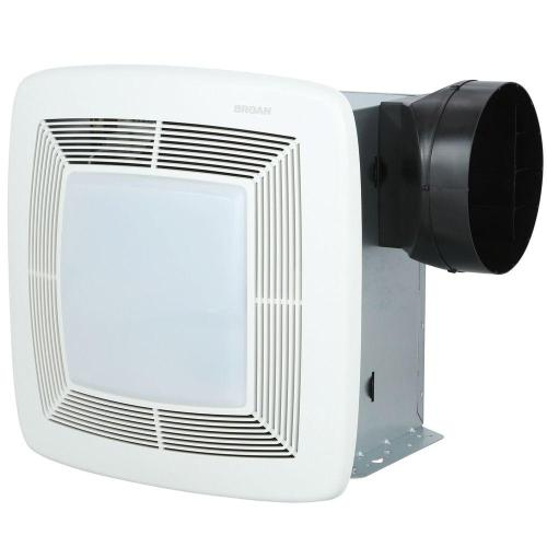 small resolution of broan qt series very quiet 110 cfm ceiling bathroom exhaust fan with light and night light