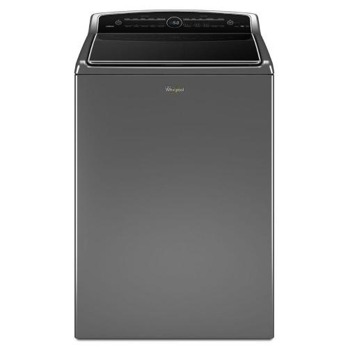 small resolution of high efficiency chrome shadow top load washing machine with