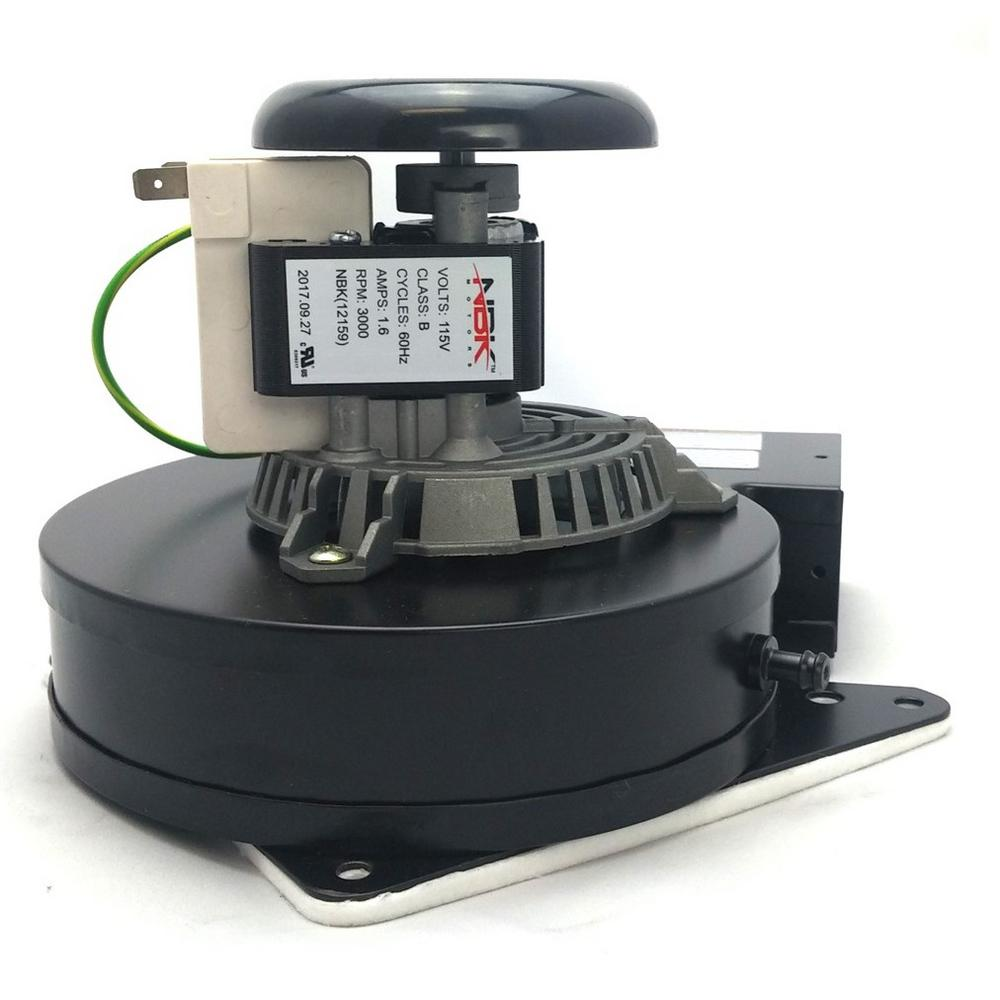 hight resolution of replacement furnace draft inducer motor blower for goodman and janitrol units
