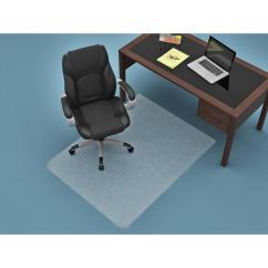 Chair Mat Home Depot Finn Juhl Uk Z Line Designs 46 In X 60 Clear Rectangular Zlcm 004