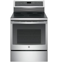 ge profile 30 in 5 3 cu ft electric range with self cleaning ge profile double oven electric range on ge range appliance diagram [ 1000 x 1000 Pixel ]