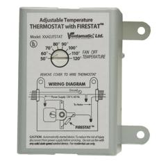 Attic Fan Thermostat Wiring Diagram Bmw E30 Ignition Ventamatic Cool 10 Amp Programmable With Firestat