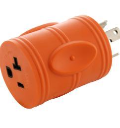 ac works generator locking adapter l5 30p 30a 125v 3 prong locking l5 30p wiring ac plug [ 1000 x 1000 Pixel ]