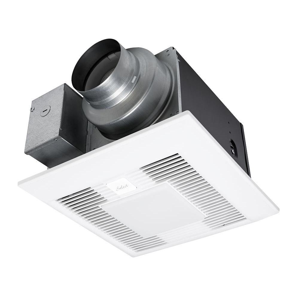 medium resolution of panasonic whisper green select 50 80 110 cfm ceiling exhaust bath broan bathroom fan wiring red green white black