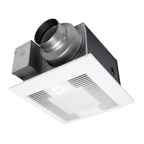small resolution of panasonic whisper green select 50 80 110 cfm ceiling exhaust bath broan bathroom fan wiring red green white black