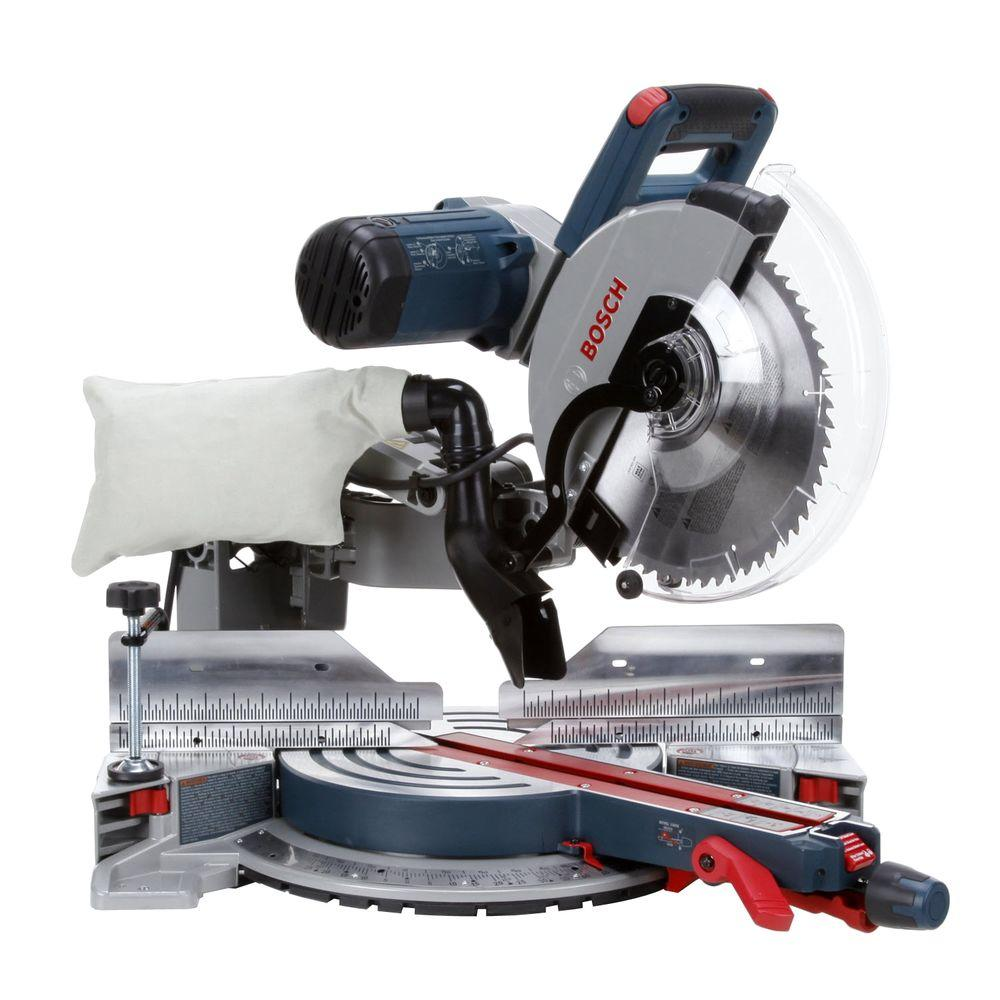 hight resolution of corded dual bevel sliding glide miter saw with 60