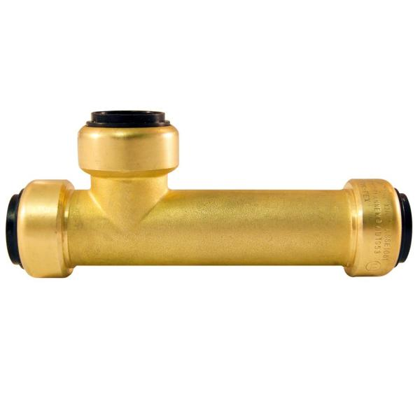 Tectite 3 4 In X 1 2 Brass Push Connect Reducer - Year of