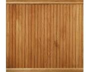 oak wainscoting panels