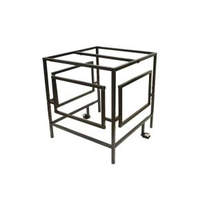 AC-GUARD A/C Security Cage Kit (with Top Bar and Lockset