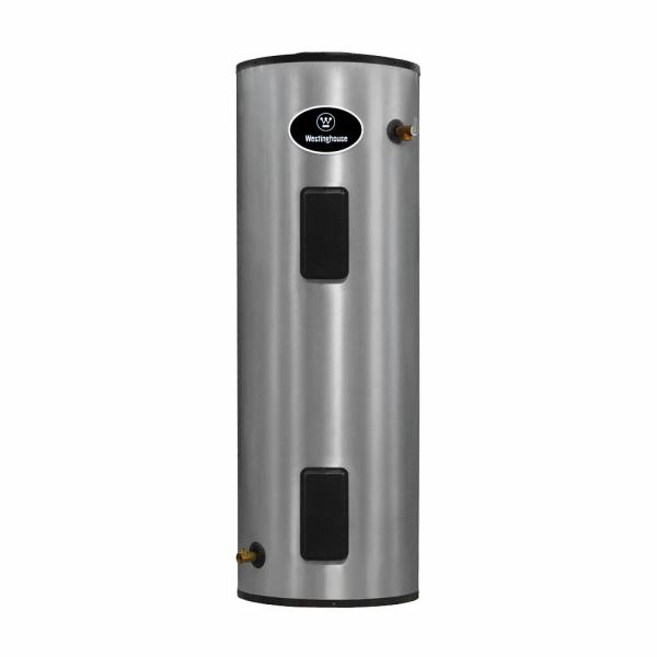 Westinghouse 100 Gal. Lifetime 4500-watt Electric Water Heater With Durable 316l Stainless Steel