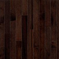 Bruce Frontier Shadow Hickory 3/4 in. Thick x 2