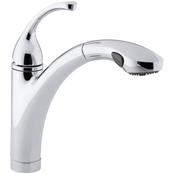 Kohler Pull Out Kitchen Faucet