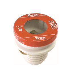 type sl time delay tamper proof fuse 125 volt 20 amp pack 4 [ 1000 x 1000 Pixel ]