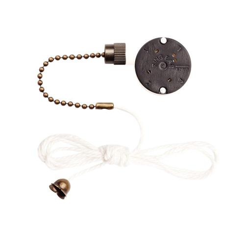 small resolution of  antique brass westinghouse pulls pull chains 7728600 64 1000 westinghouse antique brass replacement 3 speed fan switch
