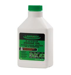 lawn boy 8 oz 2 cycle engine oil with fuel stabilizer [ 1000 x 1000 Pixel ]