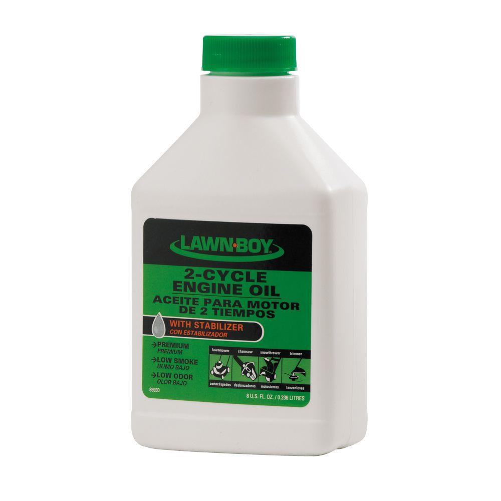 medium resolution of lawn boy 8 oz 2 cycle engine oil with fuel stabilizer