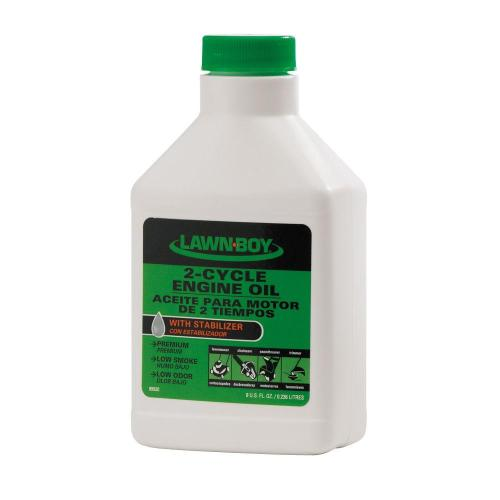 small resolution of lawn boy 8 oz 2 cycle engine oil with fuel stabilizer