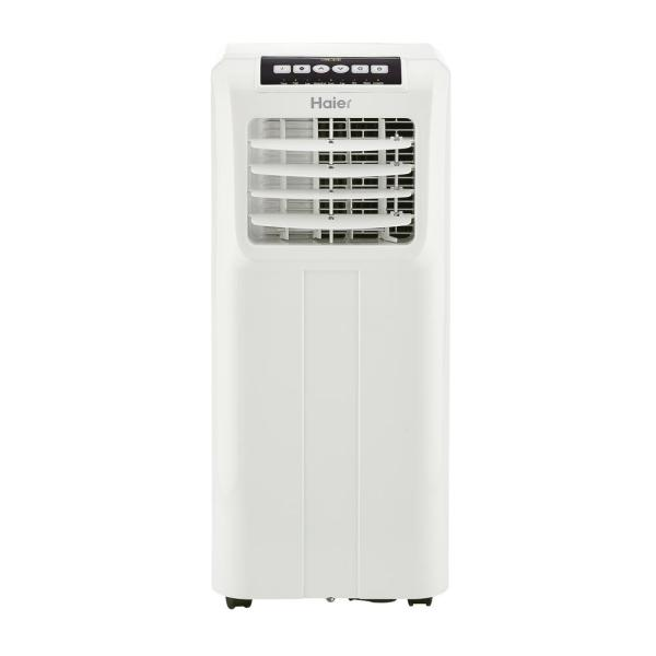 Haier 10 000 Btu 115-volt Portable Air Conditioner With Dehumidifier In White-hpp10xct