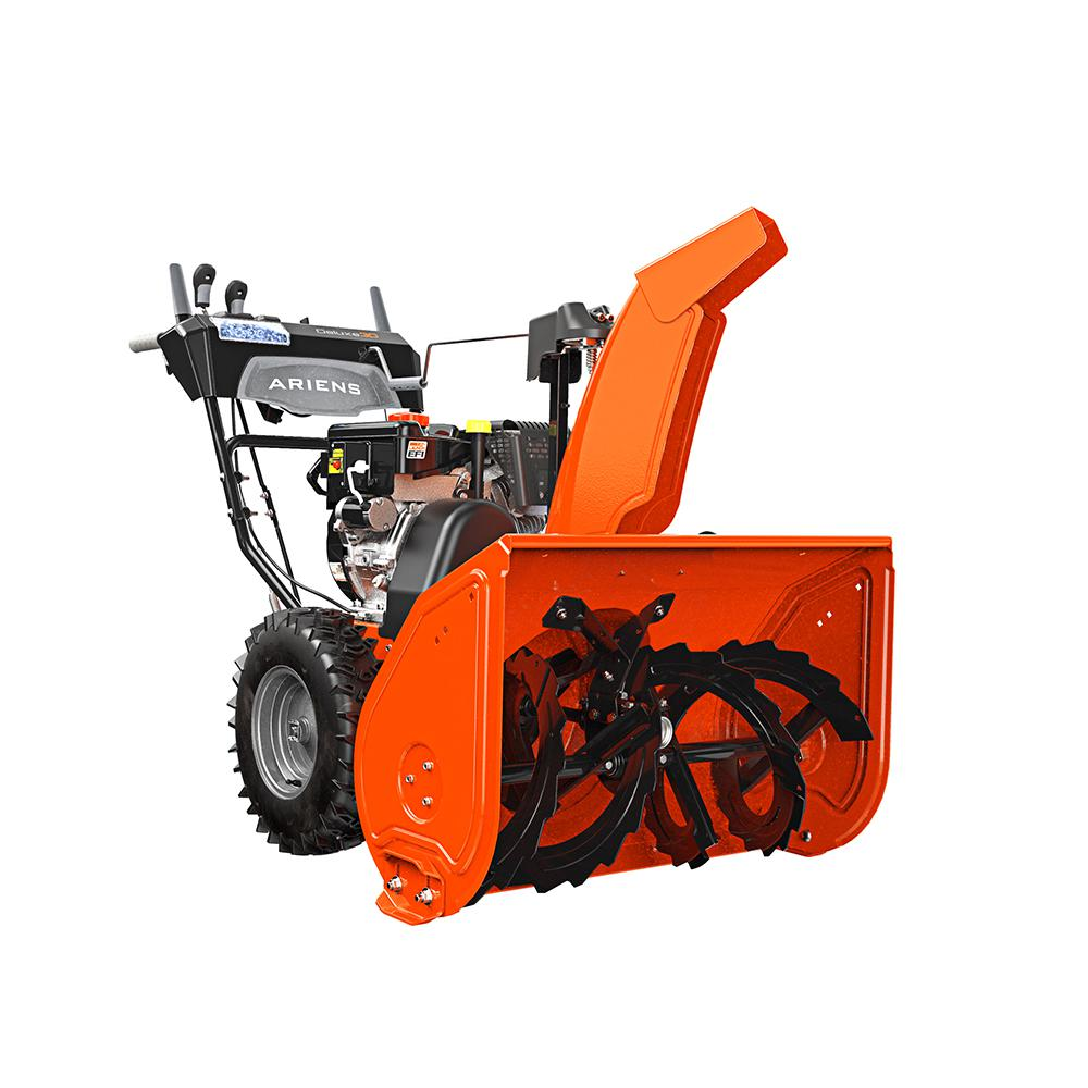 hight resolution of ariens deluxe 30 efi 30 in 2 stage electric start gas snow blower