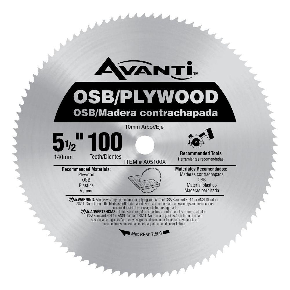 Plywood Saw Blade Teeth