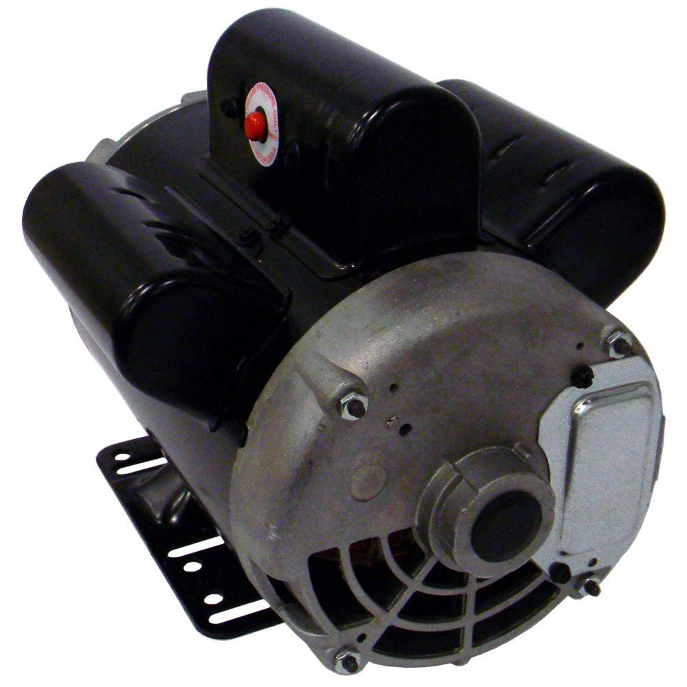 medium resolution of 5 rhp electric air compressor motor