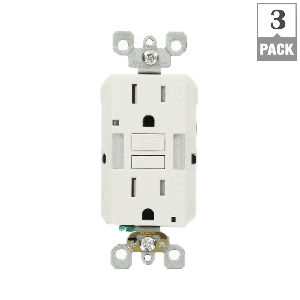 How Can I Wire A Gfci Combo Switch So That The Switch Controls The
