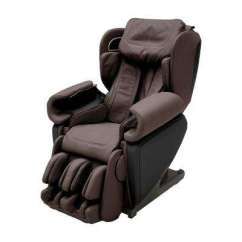 Kawaii Massage Chair Saarinen Executive Armless Compression Chairs The Home Depot Kagra Espresso Modern Synthetic Leather Premium Super Stretch 4d