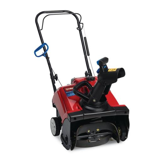 small resolution of 99cc single stage gas snow blower toro