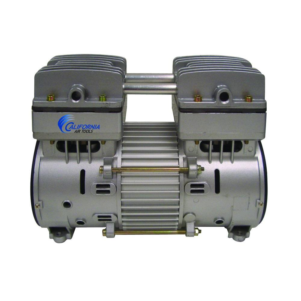 hight resolution of 1 0 hp ultra quiet and oil free long life air compressor motor