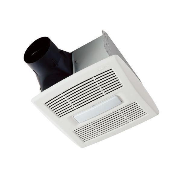 Air King Decorative Bronze 70 Cfm Ceiling Bathroom Exhaust Fan With Light-drlc701 - Home Depot