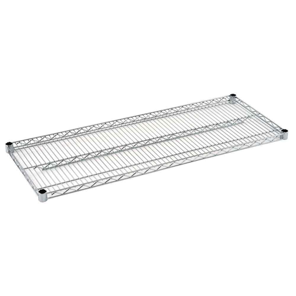 Sandusky 1.5 in. H x 48 in. W x 18 in. D Steel Wire Shelf