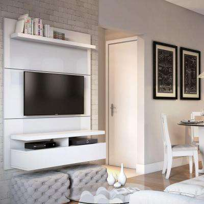 white gloss living room furniture travertine tile wall the home depot city entertainment center