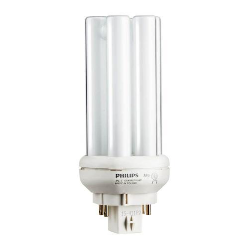 small resolution of 18 watt gx24q 2 pl t cfl amalgam compact quad tube 4