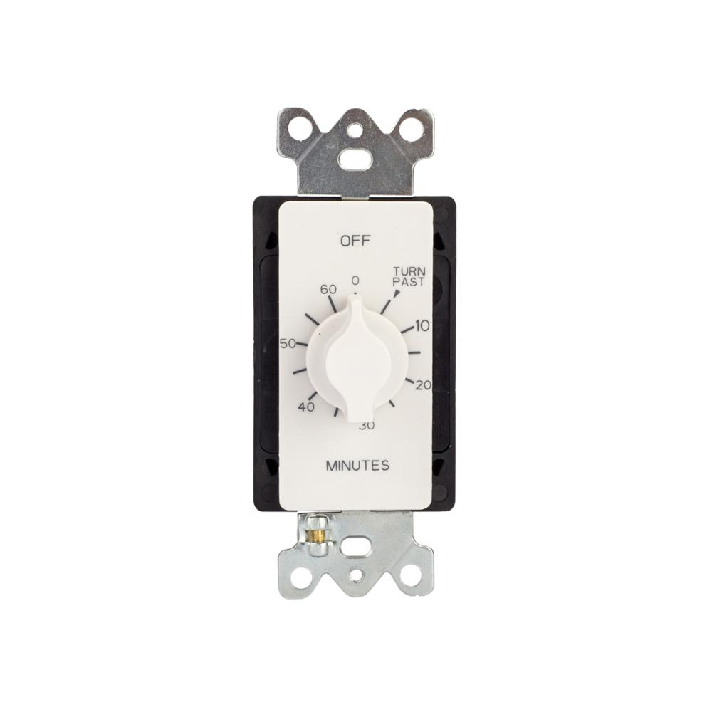 medium resolution of tork 60 minute spring wound timer with wall plate